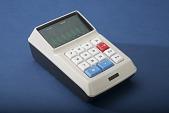 view Sharp Model EL-8 Electronic Calculator digital asset: Sharp Model EL-8 Desktop Electronic Calculator