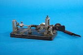 view Vibroplex Telegraph Key digital asset number 1
