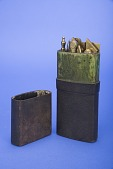 view Pocket Case of Drawing Instruments digital asset: Pocket Case of Drawing Instruments
