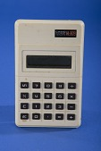 view Casio Hl-809 Handheld Electronic Calculator digital asset: Casio HL-809 Handheld Electronic Calculator