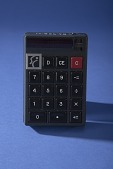 view Summit K-16 Handheld Electronic Calculator digital asset: Summit K-16 Handheld Electronic Calculator