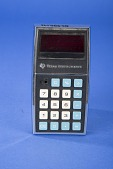 view Texas Instruments TI-1500 Handheld Electronic Calculator digital asset: Texas Instruments 1500 Handheld Electronic Calculator
