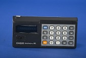 view Casio Memory-8R Handheld Electronic Calculator - Model Y-811 digital asset: Casio Memory-8R Handheld Electronic Calculator - Model Y-811