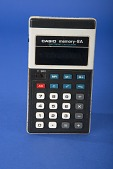 view Casio Memory-8A Handheld Electronic Calculator - Model CD-813 digital asset: Casio Memory-8A Handheld Electronic Calculator - Model CD-813