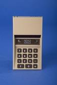view NS Electronics 600 Handheld Electronic Calculator digital asset: NS Electronics 600 Handheld Electronic Calculator