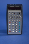 view Commodore SR-1400 Handheld Electronic Calculator digital asset: Commodore SR-1400 Handheld Electronic Calculator