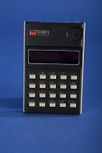 view Sharp EL104 Handheld Electronic Calculator digital asset: Sharp EL104 Handheld Electronic Calculator