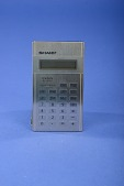 view Sharp EL-8152 A Elsi-Mate Handheld Electronic Calculator digital asset: Sharp EL-8152A Elsi-Mate Handheld Electronic Calculator