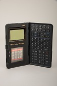 view Sharp Model OZ-7200 Electronic Organizer digital asset: Sharp Model OZ-7200 Wizard Electronic Organizer