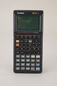 view Casio CFX-9850G Handheld Electronic Calculator digital asset: Casio CFX-9850 Handheld Electronic Calculator