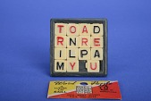 view Word Puzzle, Once Owned by Olive C. Hazlett digital asset: Word Puzzle