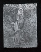 """view Engraved woodblock of """"Pa'ri-ats"""" digital asset: Engraved woodblock of Pa'ri-ats"""