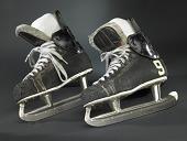view Ice Hockey Skates, worn by Gordie Howe digital asset number 1