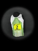 view Running Singlet, worn by Joan Benoit Samuelson digital asset number 1