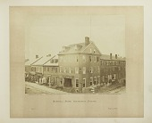 view Plate 1. Marshal House, Alexandria digital asset number 1