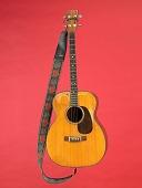 view Tenor Guitar, used by Nick Reynolds of The Kingston Trio digital asset: Tenor guitar, used by Nick Reynolds of The Kingston Trio