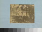 view Pearce's Mill, Rock Creek DC digital asset: Image by Titian Ramsay Peale of Pierce's Mill, Rock Creek, DC.