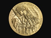 view Nisei Soldiers of World War II Congressional Gold Medal digital asset number 1