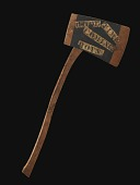 view Lincoln Parade Axe, 1860 digital asset number 1