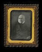 view Daguerreotype of John Quincy Adams digital asset number 1