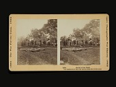 view Photographic War History: The War for the Union; Burial for the Dead digital asset number 1