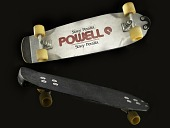view Honeycomb pool skateboard designed by George Powell and used by Stacy Peralta digital asset number 1