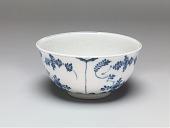 view Meissen underglaze blue rinsing bowl digital asset number 1