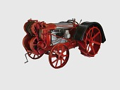 view Fordson Tractor digital asset number 1