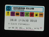 view Diners Club Card, United States, 1974 digital asset number 1