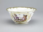 view Meissen chinoiserie rinsing bowl digital asset number 1