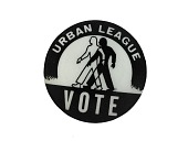"view Button, ""Urban League Vote"" digital asset number 1"