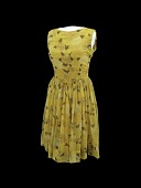 view Dress worn by Minnijean Brown in 1958 for the Spingarn Medal Award Ceremony digital asset number 1