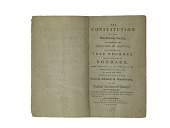 view The Constitution of the Pennsylvania Society for Promoting the Abolition of Slavery digital asset number 1