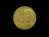 "view Congressional Gold Medal 65th Infantry Regiment ""Borinqueneers"" digital asset number 1"