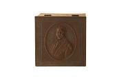 view Collar Box, Chester A. Arthur, 1880 digital asset number 1