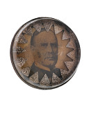 view Campaign Rosette, William McKinley digital asset number 1