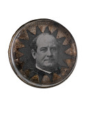 view Campaign Rosette, William Jennings Bryan digital asset number 1
