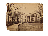 view White House, North Facade digital asset number 1