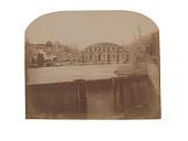 view Dam and bridge, possibly Washington Aqueduct digital asset number 1