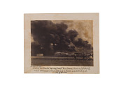 view Fire at the Atlantic Refining Company digital asset number 1