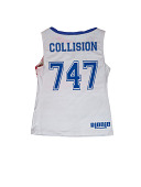 view Jersey worn by Marisa (aka Joy Collision) as Captain of USA Roller Derby digital asset number 1