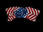 view Scarf given to Amy Purdy as a participant at the 2014 Sochi Paralympic Games digital asset: scarf, paralympics