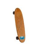 view Makaha skateboard used by Jim Fitzpatrick in 1964 digital asset: Makaha skateboard