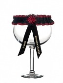 view El Chico Margarita Glass with Souvenir Garter, about 1980 digital asset number 1