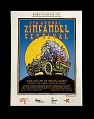 view Poster, 7th Annual Zinfandel Festival digital asset number 1