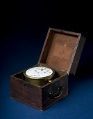 view Howells, Barraud & Jamison Marine Chronometer digital asset number 1