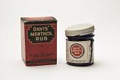 view Davis' Menthol Rub digital asset number 1