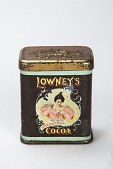 view Lowney's Breakfast Cocoa Tin digital asset number 1