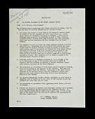 view Evacuee Center Regulations, Evacuation Notice digital asset: Notice, Evacuee Center Regulations, Fresno Assembly Center, 1942