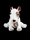 view Target Dog Plush Toy digital asset number 1